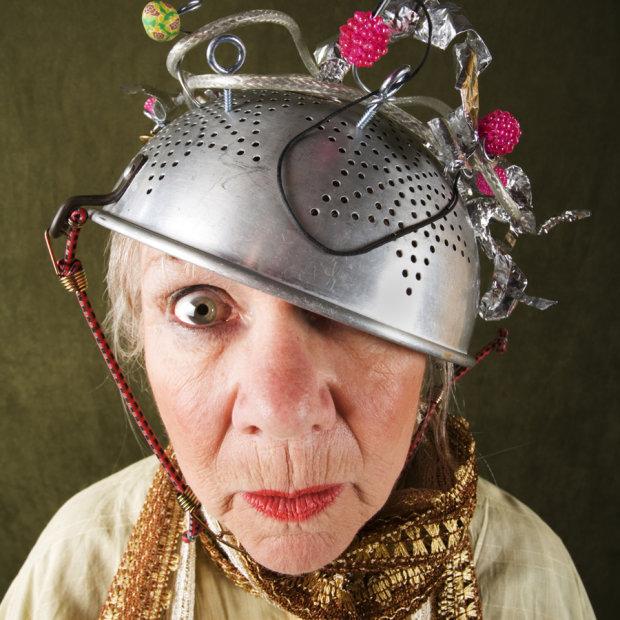 Бабушка-провокаторша