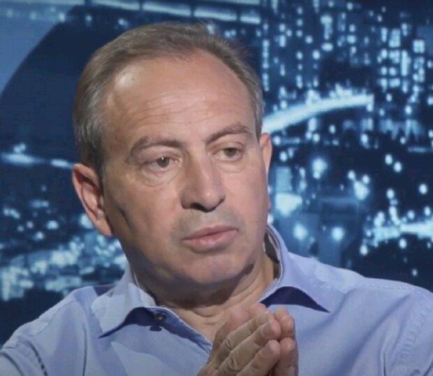Олігархи - це не тільки політика і мас-медіа, а ще й економічна монополія, - Томенко