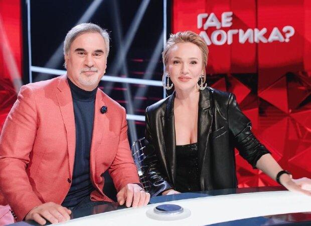 Валерий Меладзе и Альбина Джанабаева, фото - Instagram