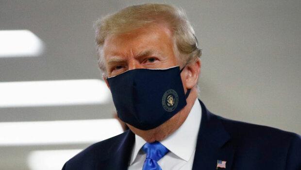 Трамп, фото: youtube
