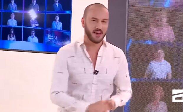 """""""Вовочка, ты грузинского г*вна недостоин"""", —  известный телеведущий обматерил Путина в прямом эфире"""