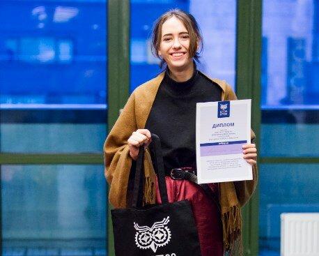 STEM is FEM отправит семнадцатилетнюю сумчанку на конференцию Йельского университета в Рим