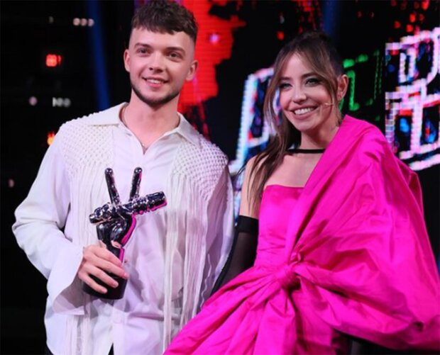 Сергій Лазановський та Надія Дорофєєва, фото з instagram