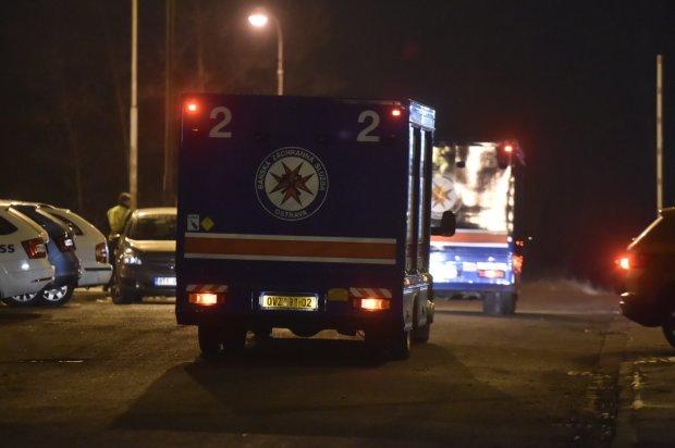 Взрыв на шахте в Чехии