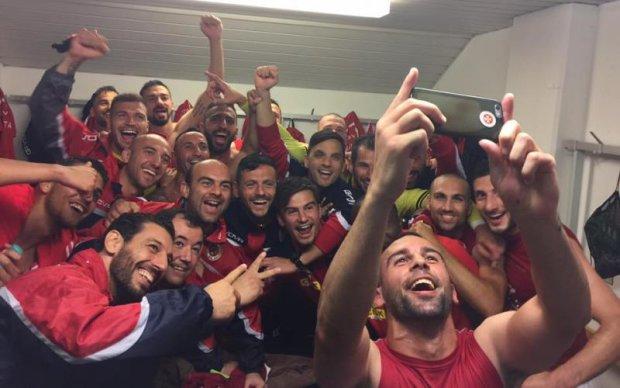 Мальта: Кому програла збірна України