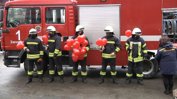Пожежники, фото: Суспільне
