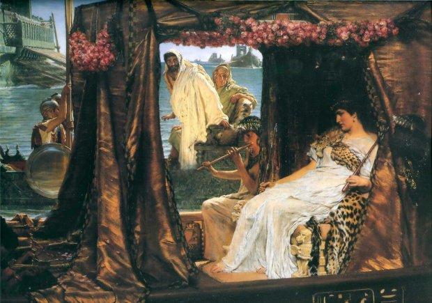 Відомий археолог відкрив таємницю про місцезнаходження могили Клеопатри