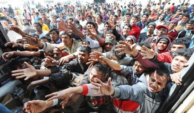 Германия будет бороться с беженцами по-новому