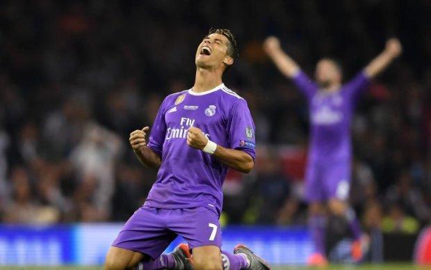 Реал впевнено обіграв Ювентус в фіналі Ліги чемпіонів