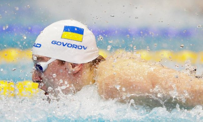 Украинский пловец из Крыма завоевал золото на престижном турнире