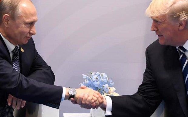 Вдарить грім: нові докази зв'язків Трампа і Путіна