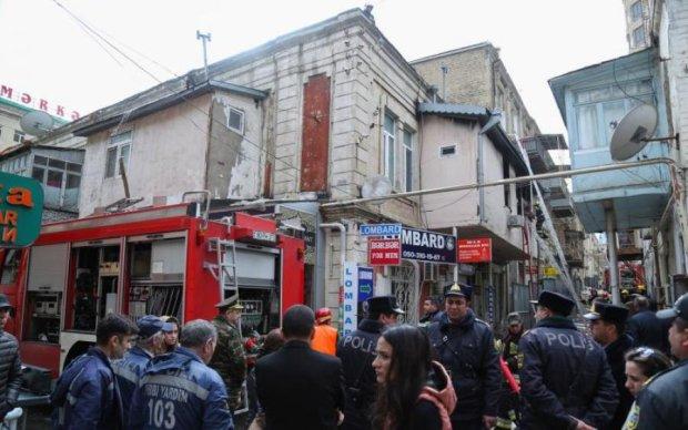 Прикуті до палаючого ліжка: у Баку згорів наркологічний центр