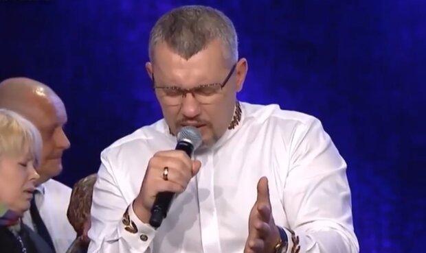 Владимир Мунтян, скриншот из видео