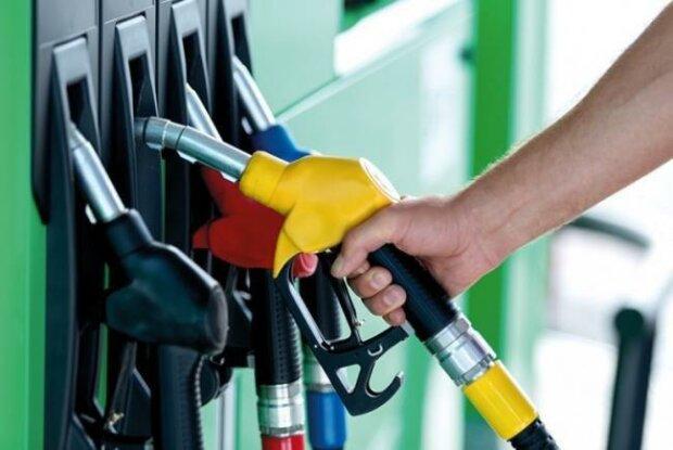 бензин, паливо, заправка