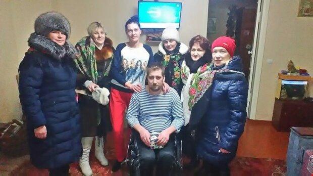 Семья Алины и Александра, фото: Прикарпатье Online