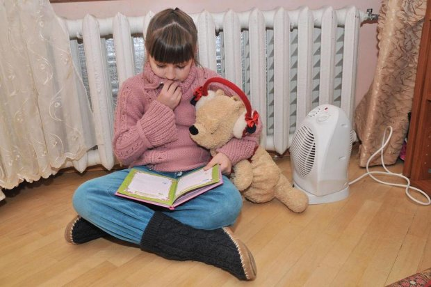 Отопительный сезон в Украине: кому повезло согреться вовремя