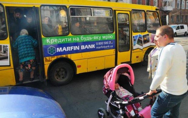 Якщо життя вам дороге: київські маршрутки перевірили на безпеку