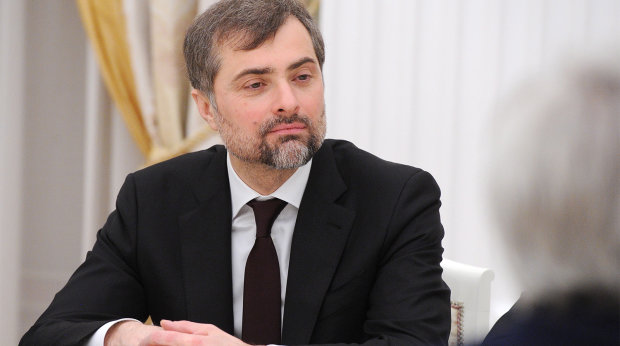 """Сурков """"поздравил"""" нового главаря террористов, понять бы с чем"""