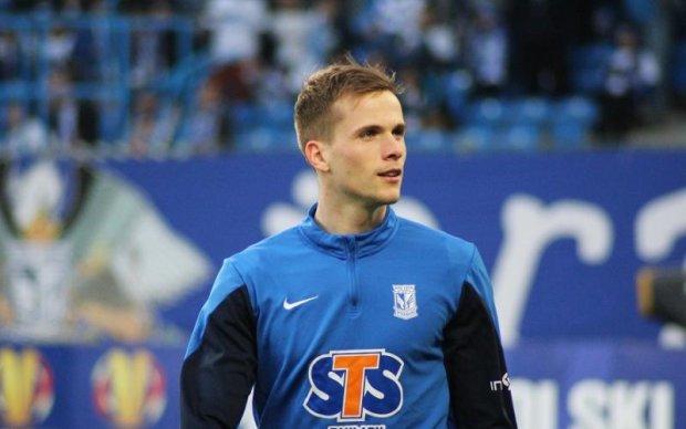 Динамо офіційно оголосило про трансфер польського захисника