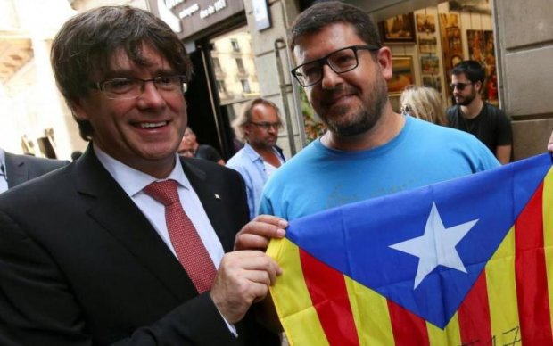 Перші щури: каталонський сепаратист втік з країни