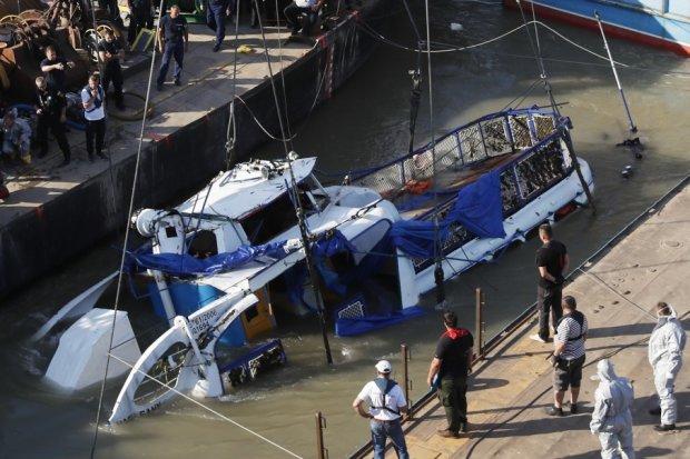 Кораблекрушение в Будапеште