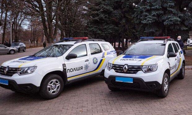 Автомобиль полиции, фото иллюстративное: Facebook Национальная полиция Украины