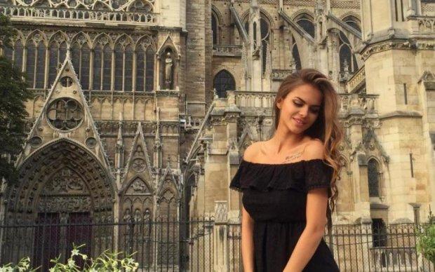 Российская модель подогрела булки в солнечной Италии: фото