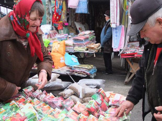 Рынок, фото: УНИАН