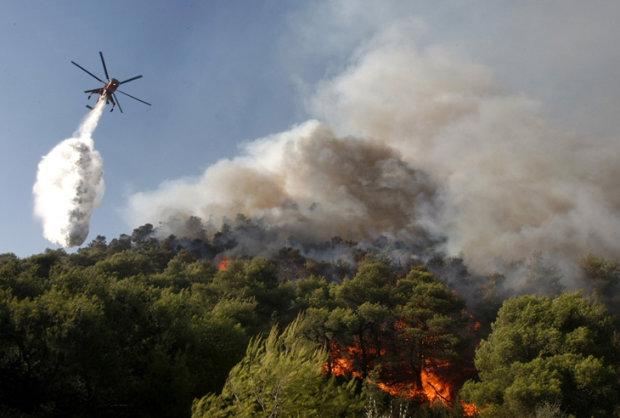 Апокаліпсис в Каліфорнії: моторошна пожежа змусила тікати десятки тисяч людей