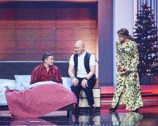Усик, Кошевой и Кравец, фото: пресс-служба 1+1