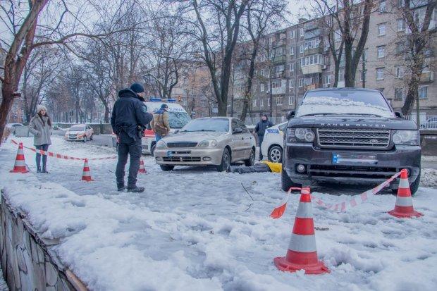 В Івано-Франківську жорстоко розстріляли кримінального авторитета