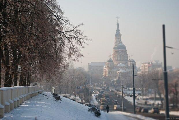 Харьков простится с январем на холодной ноте, синоптики расстроили с самого утра