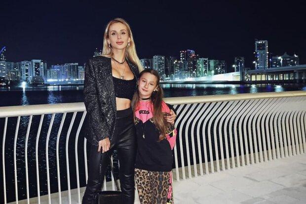 Лобода з донькою, фото: Instagram