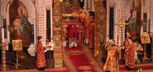 Церковь, фото: скриншот из видео