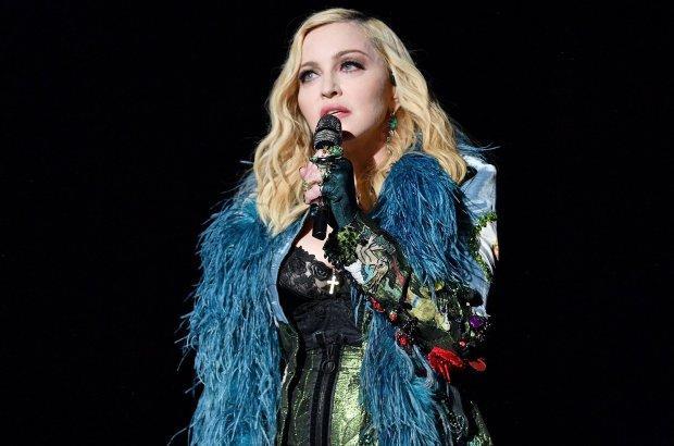 """Мадонна заявила, що зґвалтована і назвала винуватця: """"Багато людей не бачать"""""""
