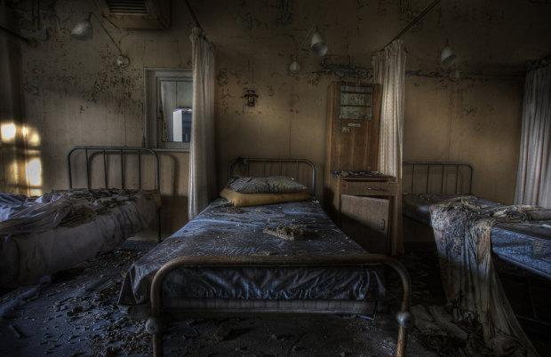 помещения больницы