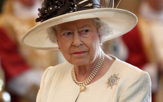 Королева Англії