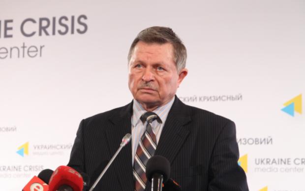 Отставной генерал указал коридор для вторжения РФ в Украину