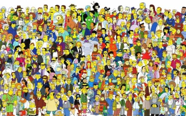Это не гепатит: специалисты рассекретили цвет Симпсонов