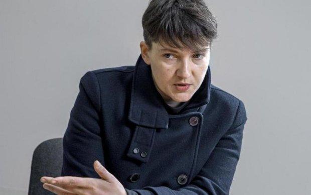 Звідки такі беруться: сестра Савченко накликала на себе гнів українців