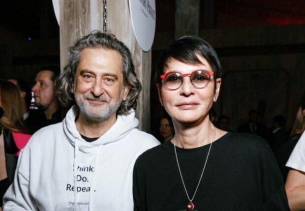 Ірина Хакамада та Володимир Сиротинський, скріншот: YouTube