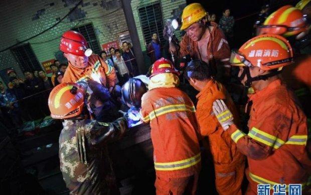 Газ убив 18 китайських шахтарів