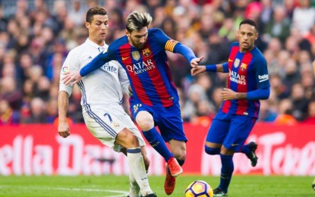 Реал - Барселона: Где смотреть Эль Класико