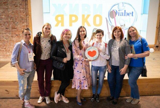 """Диабет - не приговор: больным винничанам подарили надежду на """"DiabetFest 2019 Vinnytsia"""""""