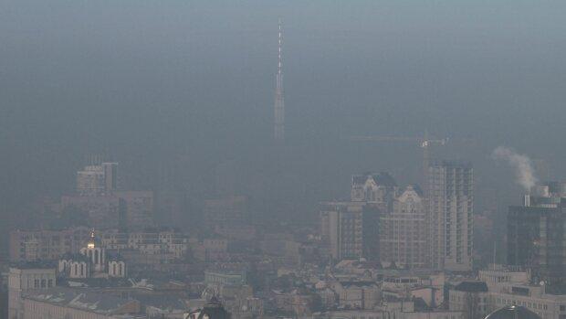Ядовитый смог господствует над Киевом: в каких районах дышать опасно, а где воздух чистейший