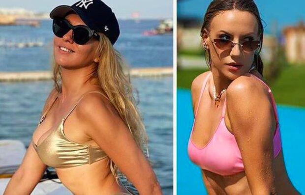 Оля Полякова та Леся Нікітюк, instagram.com/zirkovyi_shlyah/
