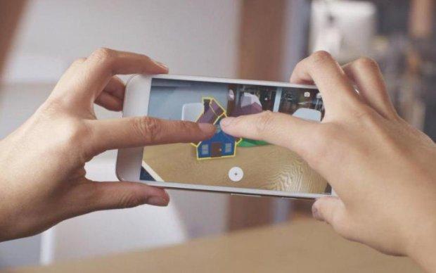 Google создала  дополненную реальность для Android-пользователей