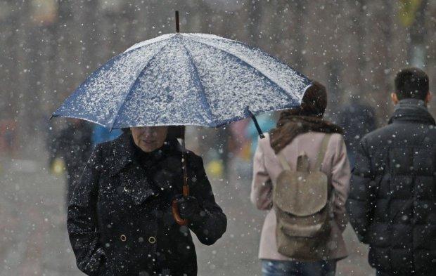 Погода на вихідні накриє українців мокрою гидотою