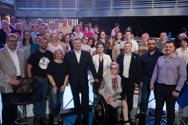 """""""Европейская солидарность"""" Порошенко, фото с Facebook"""