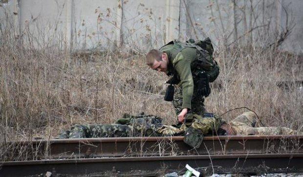 Бойовики «ЛНР» активно мінують лінію фронту